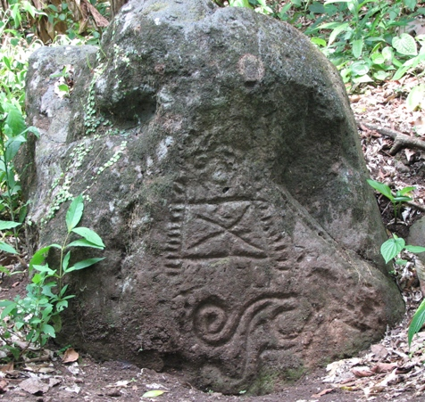 Ometepe Petroglyph